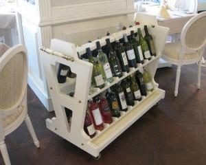 количка за вино