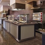 Show Cooking Buffets with Hoods