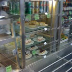 Refrigerated Food & Drinks Display